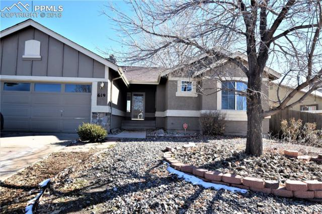 619 Sand Creek Drive, Colorado Springs, CO 80916 (#5094615) :: Fisk Team, RE/MAX Properties, Inc.