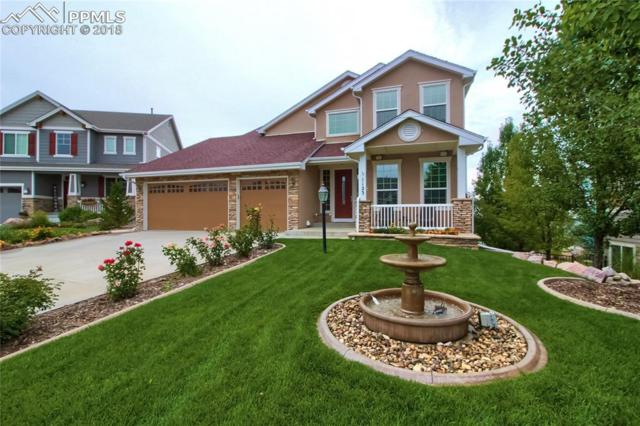 1123 Whitekirk Place, Castle Rock, CO 80104 (#5095647) :: The Hunstiger Team