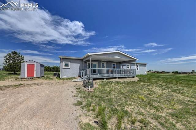 810 Ranchette Place, Calhan, CO 80808 (#5096717) :: Tommy Daly Home Team