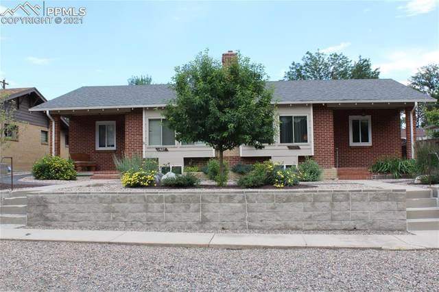 1425/1427 N Cedar Street, Colorado Springs, CO 80903 (#5098441) :: CC Signature Group