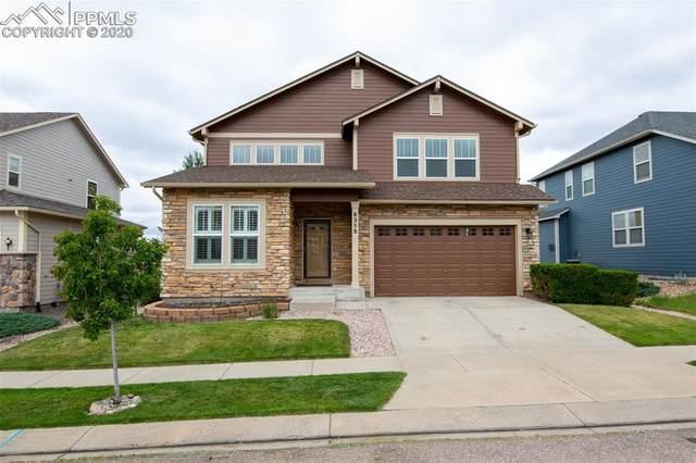 8358 James Creek Drive, Colorado Springs, CO 80924 (#5098859) :: Fisk Team, RE/MAX Properties, Inc.