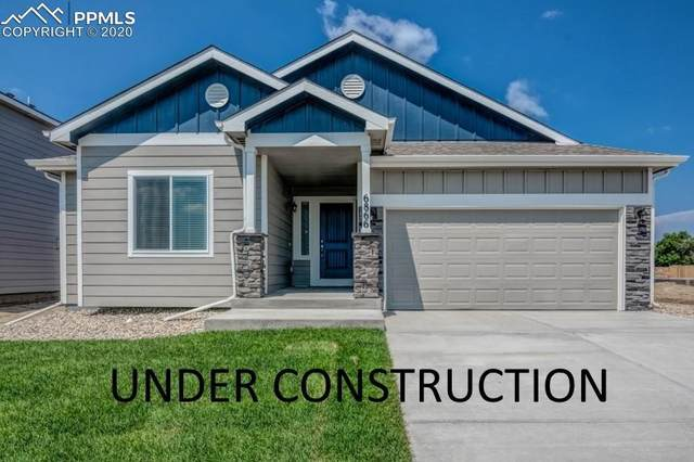 9732 Fairway Glen Drive, Peyton, CO 80831 (#5101124) :: Tommy Daly Home Team