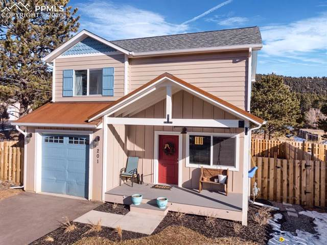 201 S Boundary Street, Woodland Park, CO 80863 (#5101866) :: The Daniels Team
