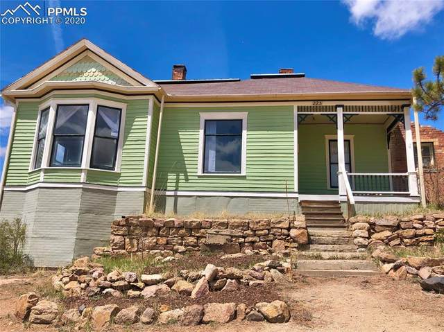 225 S Sixth Street, Victor, CO 80860 (#5104012) :: The Treasure Davis Team
