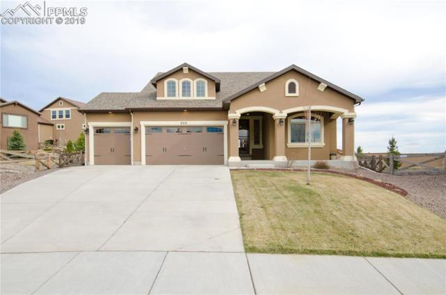6551 Bramble Bend Court, Colorado Springs, CO 80927 (#5104374) :: Compass Colorado Realty