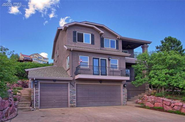 2440 Edenderry Drive, Colorado Springs, CO 80919 (#5104512) :: Jason Daniels & Associates at RE/MAX Millennium