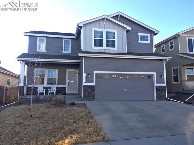 7854 Springwood Terrace, Colorado Springs, CO 80908 (#5104657) :: The Hunstiger Team