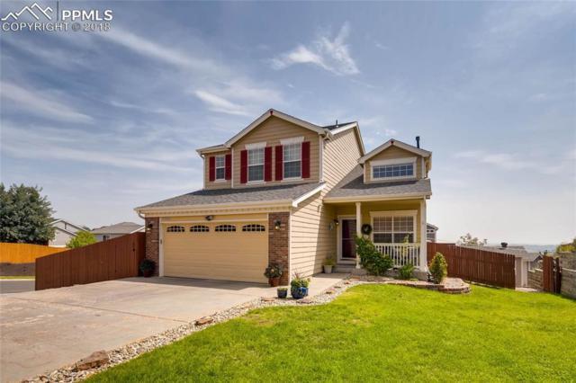 5564 Rose Ridge Lane, Colorado Springs, CO 80917 (#5104951) :: Jason Daniels & Associates at RE/MAX Millennium