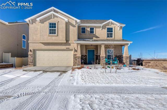 8182 Misty Moon Drive, Colorado Springs, CO 80924 (#5106544) :: Action Team Realty
