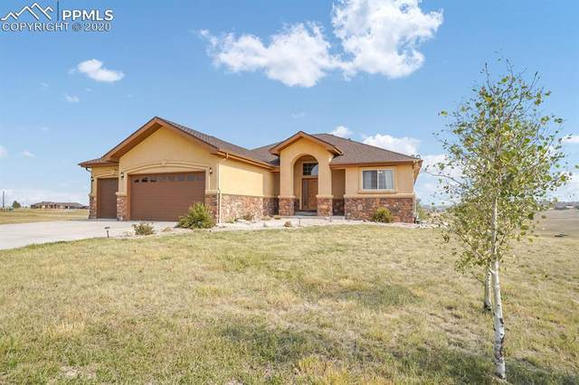 16255 Ridge Run Drive, Colorado Springs, CO 80908 (#5111326) :: Tommy Daly Home Team