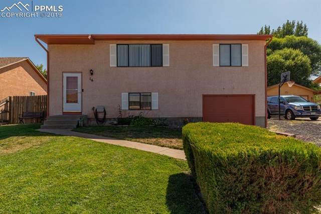 16 Gradishar Place, Pueblo, CO 81004 (#5113207) :: HomePopper
