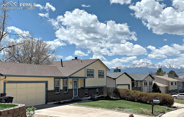 2845 Buttermilk Circle, Colorado Springs, CO 80918 (#5115470) :: The Dixon Group