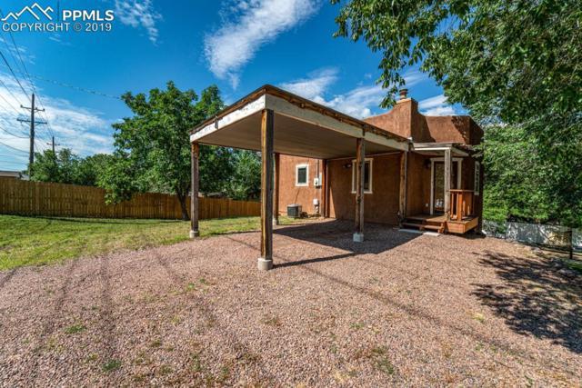 613 E Las Animas Street, Colorado Springs, CO 80903 (#5124139) :: Action Team Realty