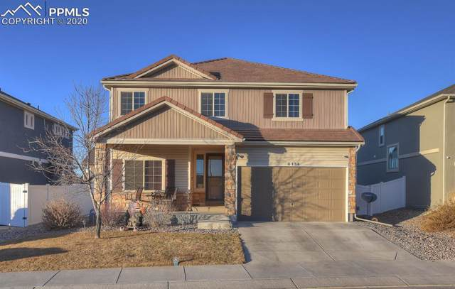 8134 Campground Drive, Fountain, CO 80817 (#5125292) :: The Peak Properties Group