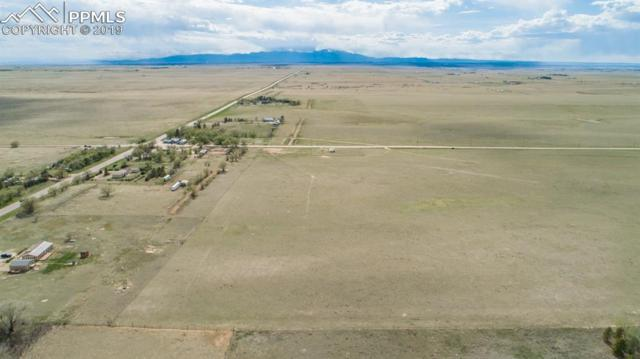 Parcel 2 N Yoder Road, Yoder, CO 80864 (#5127040) :: The Peak Properties Group
