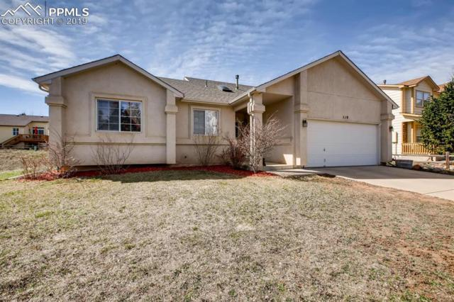 119 Wheat Ridge Street, Palmer Lake, CO 80133 (#5129527) :: Tommy Daly Home Team