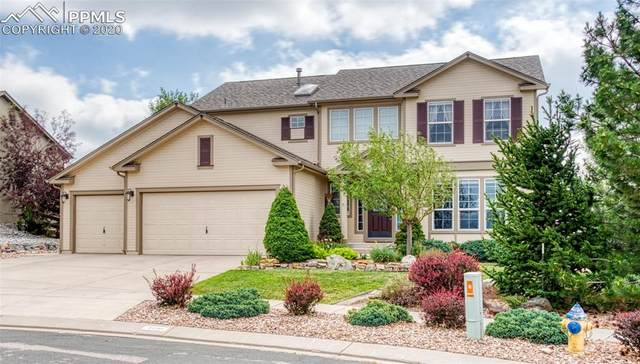 2031 Fieldcrest Drive, Colorado Springs, CO 80921 (#5131235) :: Finch & Gable Real Estate Co.