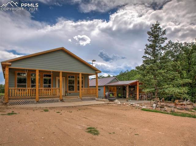 592 Glitter Gulch Court, Canon City, CO 81212 (#5131863) :: Tommy Daly Home Team
