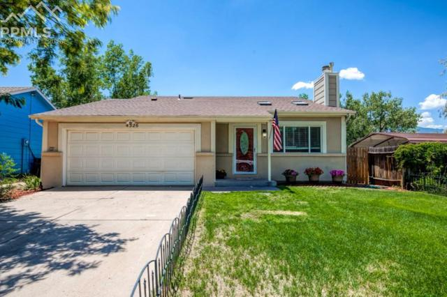 4326 Cassidy Street, Colorado Springs, CO 80911 (#5135877) :: The Kibler Group