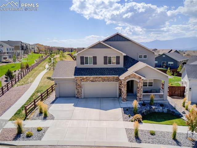 3363 Amber Grain Way, Colorado Springs, CO 80908 (#5137090) :: The Treasure Davis Team