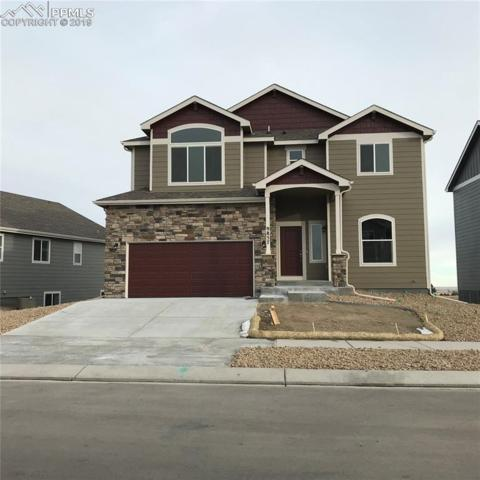 9857 Morning Vista Drive, Peyton, CO 80831 (#5137153) :: The Dunfee Group - powered by eXp Realty