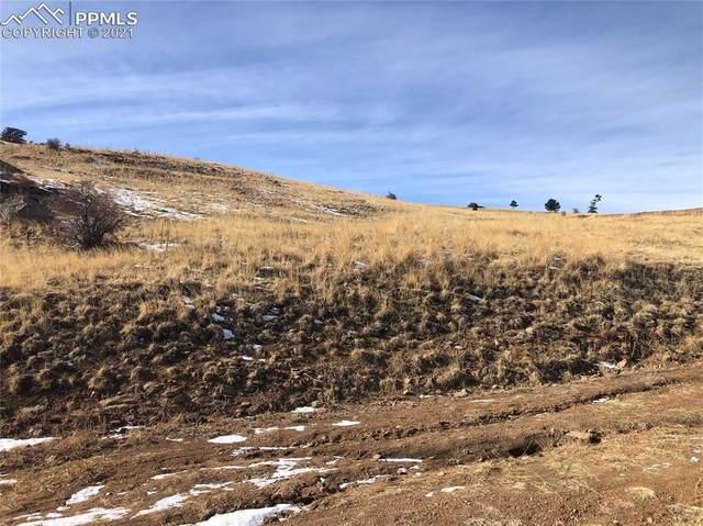 0 Colorado Avenue, Cripple Creek, CO 80813 (#5137816) :: Re/Max Structure