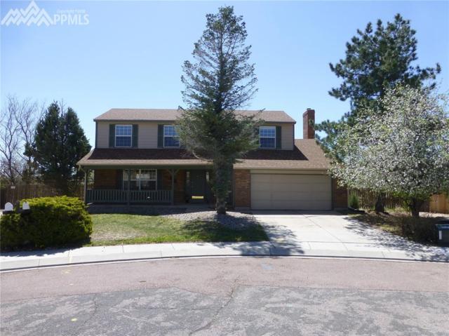 515 Tamarron Drive, Colorado Springs, CO 80919 (#5141026) :: Jason Daniels & Associates at RE/MAX Millennium