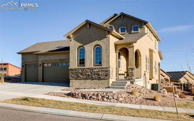 9163 Jasper Falls Place, Colorado Springs, CO 80924 (#5141185) :: The Dixon Group