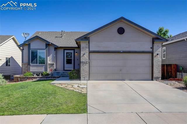 7364 Wrangler Ridge Drive, Colorado Springs, CO 80923 (#5145474) :: Action Team Realty