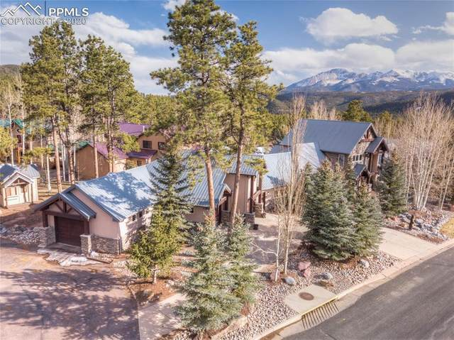 591 Skyline Drive, Woodland Park, CO 80863 (#5148418) :: Finch & Gable Real Estate Co.