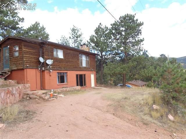 500 W South Avenue A, Woodland Park, CO 80863 (#5150558) :: Symbio Denver