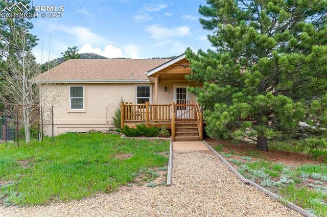 7180 Lucky 4 Road, Green Mountain Falls, CO 80819 (#5150857) :: Fisk Team, RE/MAX Properties, Inc.