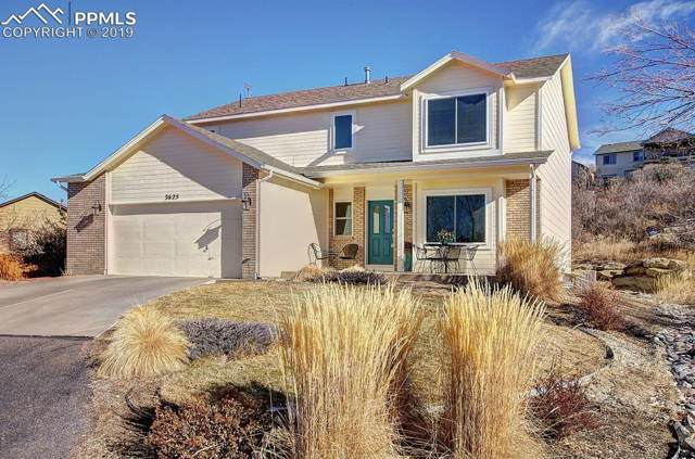 3625 Point Of The Rocks Drive, Colorado Springs, CO 80918 (#5152993) :: The Hunstiger Team