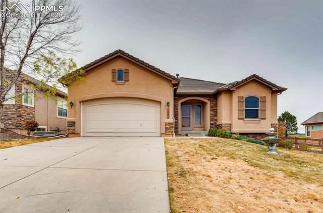 2663 Cinnabar Road, Colorado Springs, CO 80921 (#5154405) :: Venterra Real Estate LLC