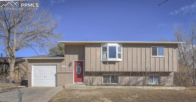 2120 El Vereda Drive, Fountain, CO 80817 (#5154417) :: Venterra Real Estate LLC
