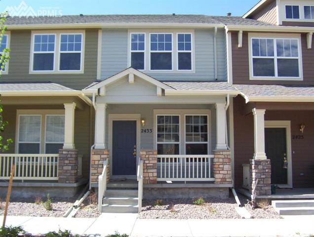 2433 Gilpin Avenue, Colorado Springs, CO 80910 (#5154824) :: Harling Real Estate