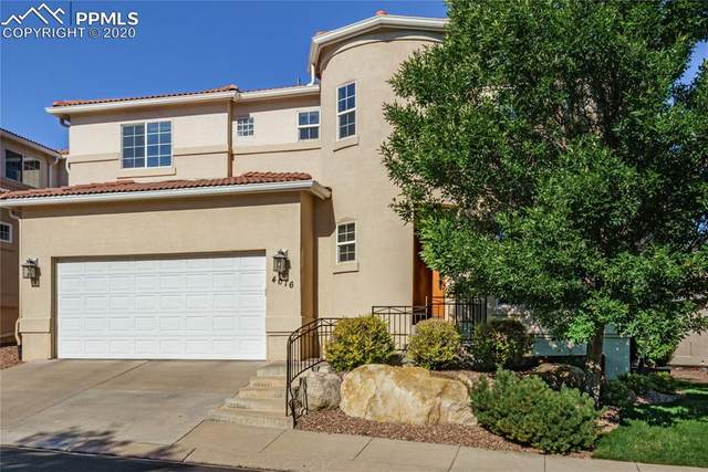 4016 San Felice Point, Colorado Springs, CO 80906 (#5154981) :: Tommy Daly Home Team