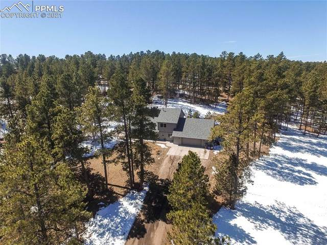 4900 Elk Run, Elbert, CO 80106 (#5155165) :: Action Team Realty
