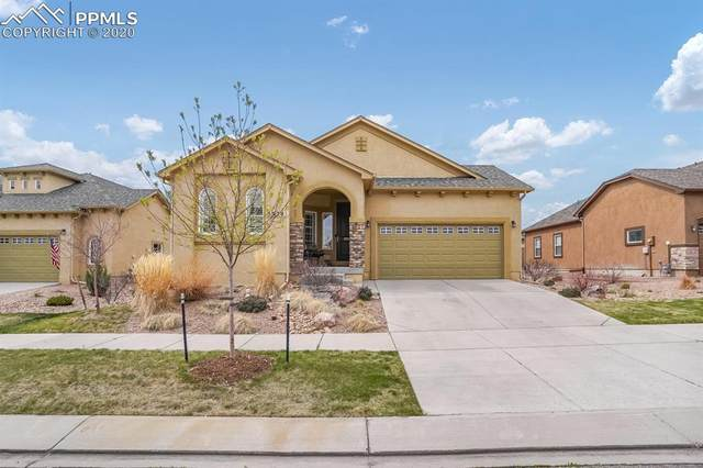 5528 Sunrise Mesa Drive, Colorado Springs, CO 80924 (#5157664) :: Finch & Gable Real Estate Co.