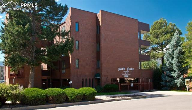 21 W Boulder Street, Colorado Springs, CO 80903 (#5158308) :: The Treasure Davis Team