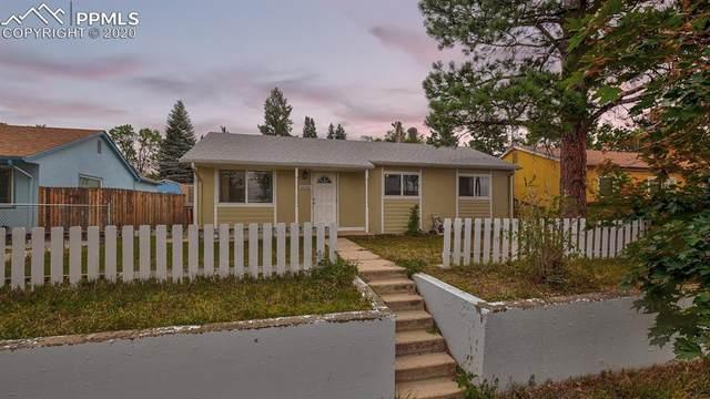 2626 E Uintah Street, Colorado Springs, CO 80909 (#5158705) :: Finch & Gable Real Estate Co.