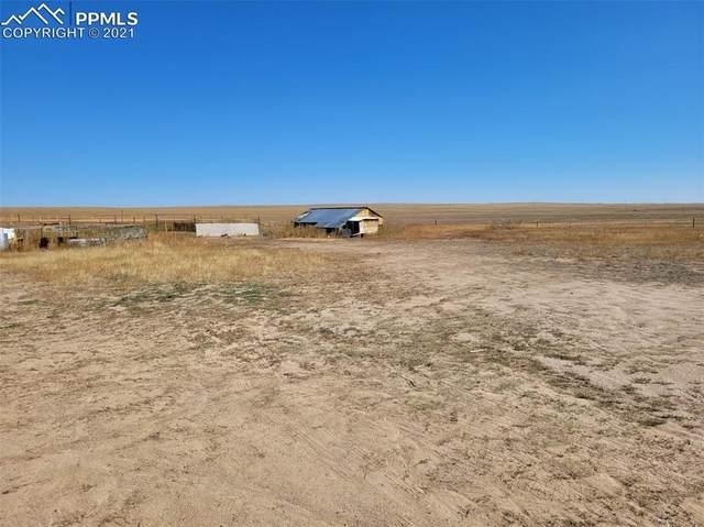 3455 Wiesner Road, Calhan, CO 80808 (#5159229) :: Symbio Denver