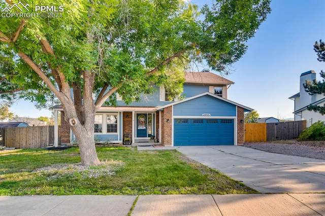 3445 Lynnwood Way, Colorado Springs, CO 80918 (#5159442) :: Tommy Daly Home Team