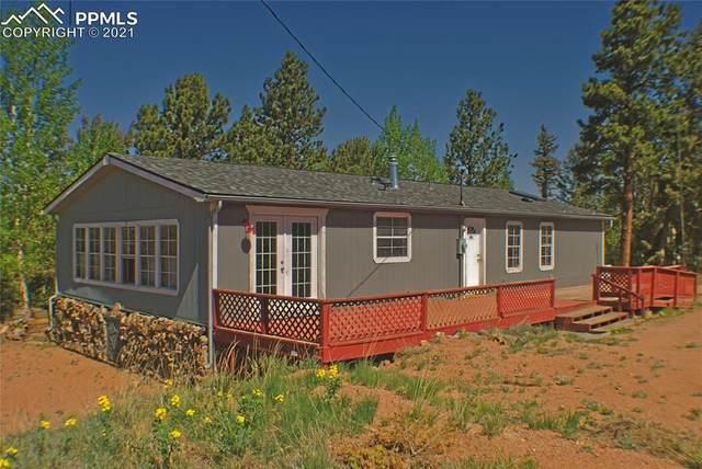 1061 May Queen Drive, Cripple Creek, CO 80813 (#5166413) :: Dream Big Home Team | Keller Williams
