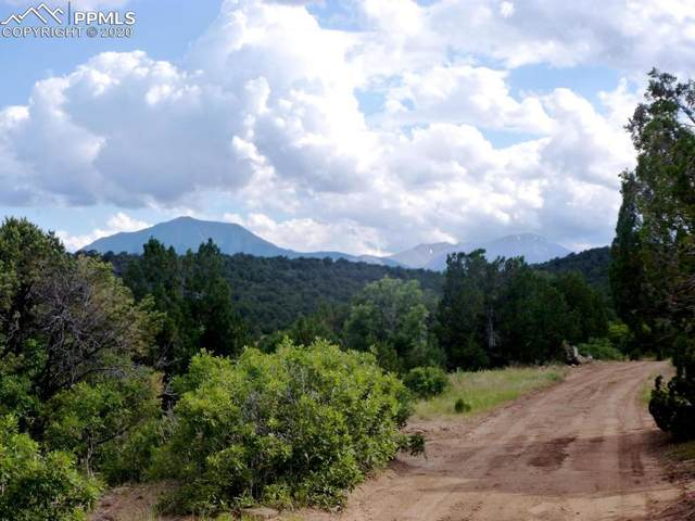 Lot 13 Being Verified Road, Walsenburg, CO 81089 (#5166417) :: The Treasure Davis Team