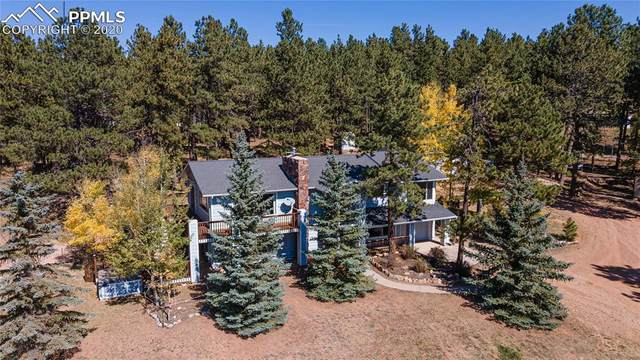 28062 Highway 67, Woodland Park, CO 80863 (#5167874) :: The Treasure Davis Team