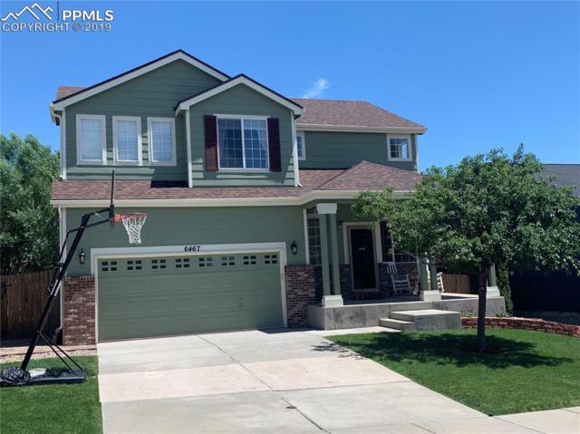 6467 Galeta Drive, Colorado Springs, CO 80923 (#5170109) :: The Treasure Davis Team