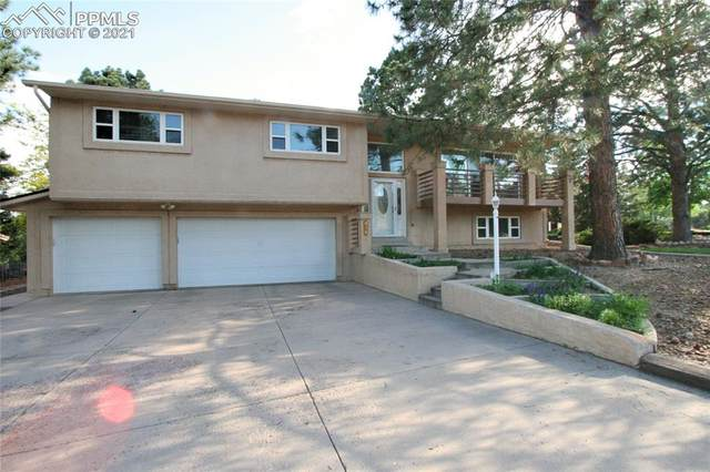 415 Guyout Ridge Court, Colorado Springs, CO 80919 (#5170967) :: Tommy Daly Home Team
