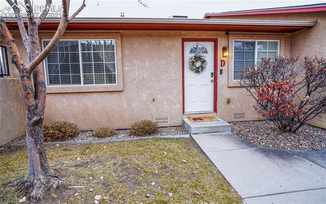 1504 E 21st Street D, Pueblo, CO 81001 (#5171073) :: Realty ONE Group Five Star