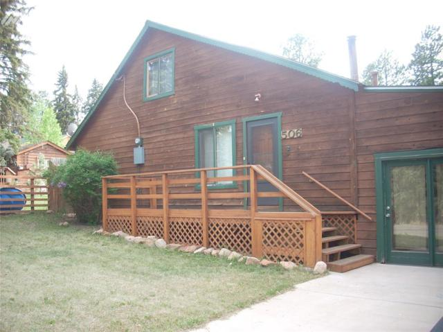 506 S Fairview Street, Woodland Park, CO 80863 (#5171515) :: 8z Real Estate